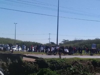 Anuncian manifestación a favor del contrabando