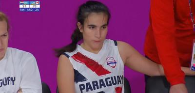 Nueva derrota en el básquet femenino
