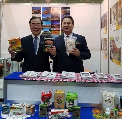 Embajada paraguaya busca exportar más productos orgánicos a Corea