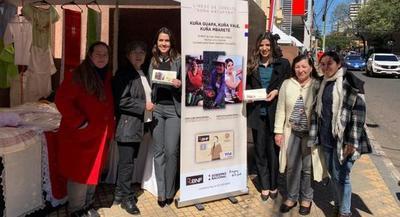 BNF desarrolla créditos para artesanos urbanos y rurales