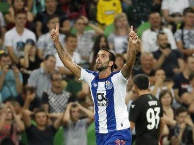 Porto, Olympiacos y Rosenborg toman la delantera a domicilio