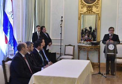 """Juicio Político: Nicanor pidió """"fe en el gobierno"""" y evitar """"asalto al poder"""""""