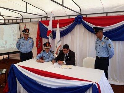 Construirán una clínica médica policial en Canindeyú