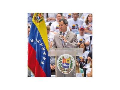 Bloqueo a Venezuela es un aviso de EEUU a Rusia y China