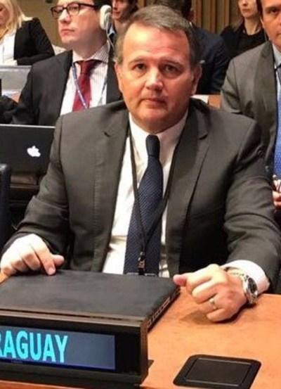José Antonio Dos Santos es el nuevo viceministro de Relaciones Exteriores