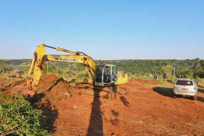 En marcha trabajos del segundo puente entre Paraguay y Brasil
