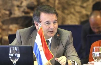 Abdo Benítez nombra nuevo vicecanciller