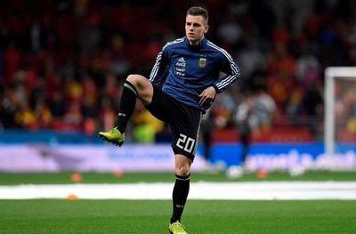 Lo Celso jugará en el Tottenham