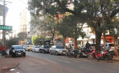 Estacionamiento tarifado vuelve desde el lunes