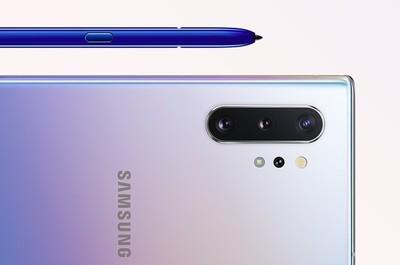 Samsung lanza dos modelos de Galaxy Note 10 operables a distancia con el SPen
