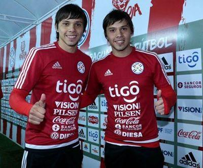 Los hermanos Ángel y Óscar Romero jugarán en San Lorenzo