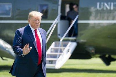 Trump presiona a la Fed para que vuelva a bajar las tasas de interés en EEUU