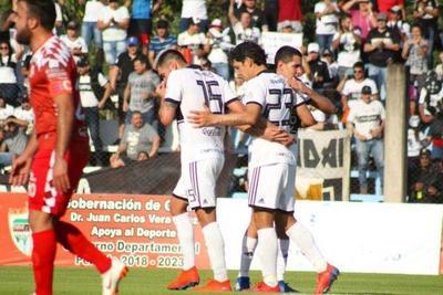 Olimpia gana en Villarrica y pasa a octavos en Copa Paraguay