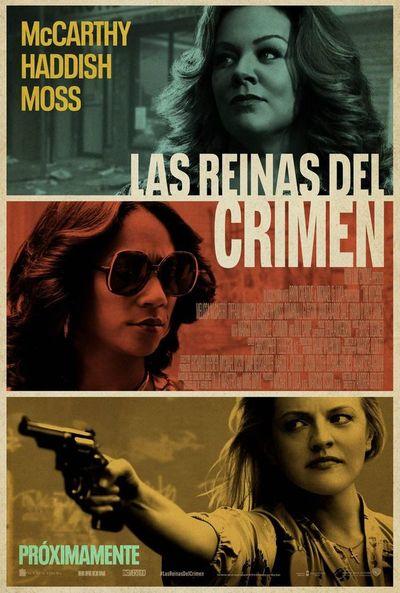 Las reinas del crimen (2D)
