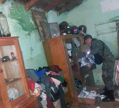 Detienen a mujer con drogas en Concepción