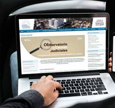 Presentarán Observatorio de Causas Judiciales