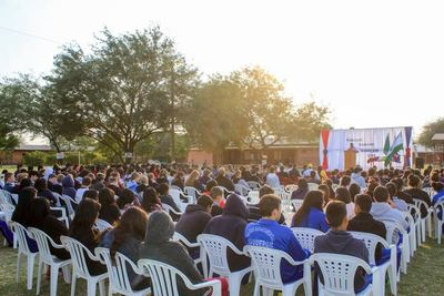 """Boquerón se sumó a la campaña """"Ñamopotî Paraguay"""""""