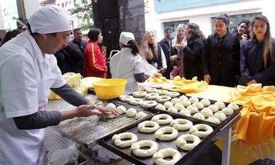 Celebran Día Nacional de la Chipa con degustaciones en Asunción