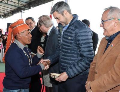Luego de 30 años de espera, pueblo indígena Guaná recibe título de sus tierras