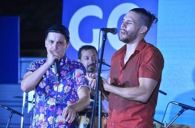 Festival musical en Barrero Grande
