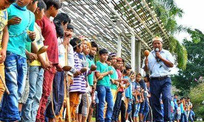 Realizan actividades culturales por el Día Internacional de las Poblaciones Indígenas