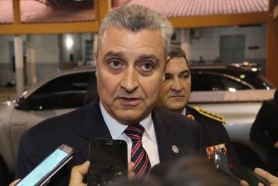 Autoridades investigan tiroteo en local de la Junta Departamental de Caazapá