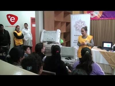 DICTAN CHARLA SOBRE IMPORTANCIA DE LA LACTANCIA MATERNA EN LOS NIÑOS