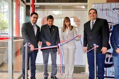 Habilitan Centro de Empleo en la Universidad Nacional de Asunción