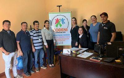 Ministerio de la Niñez firmará convenio con municipalidad de CDE
