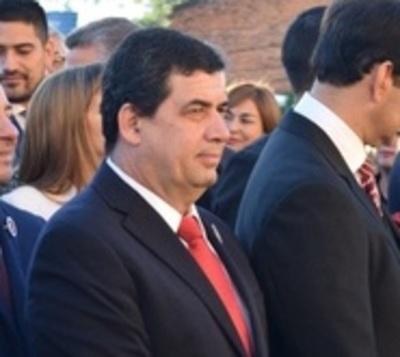 Escándalo Itaipú: Vicepresidente a disposición de la Fiscalía