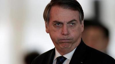 Para cuidar el medioambiente: Bolsonaro recomienda comer menos y defecar día de por medio