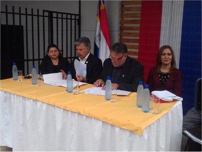 Caaguazú: Senad habilita oficina regional para combatir microtráfico