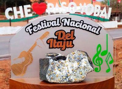 Sortearán pepitas de oro en Festival del Itaju