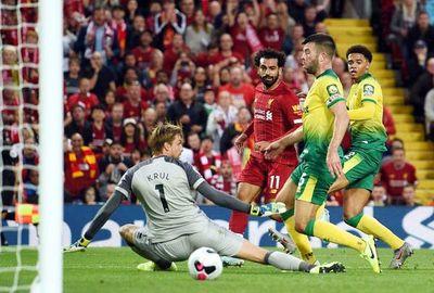 Arrollador inicio de Liverpool