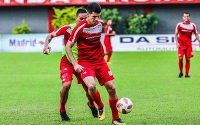 """3"" con equipo renovado para afrontar a Caaguazú"
