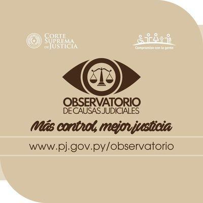 Presentarán observatorio de casos emblemáticos relacionados con la corrupción