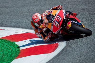 Márquez partirá primero en Austria