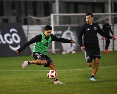 Santiago Vera es bienvenido en Olimpia