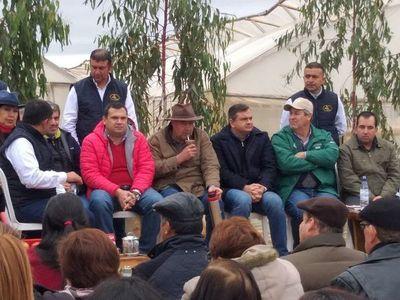 """Acta bilateral: desinforman """"para entrar  al Gobierno por la ventana"""""""