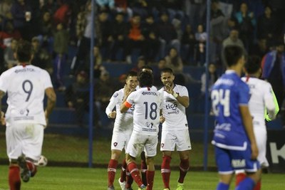 A domicilio, Cerro Porteño venció a Sol de América