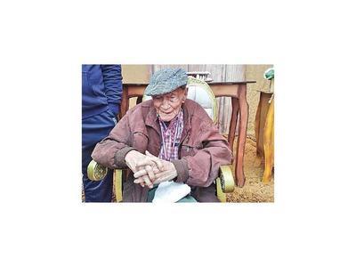 Veterano del Chaco cumple 109 años en Concepción