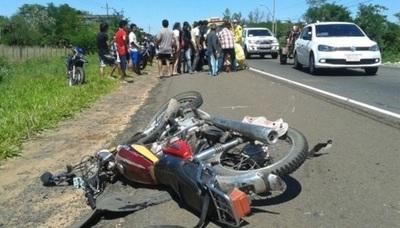 """10 datos para entender la """"epidemia"""" de accidentes en Paraguay"""
