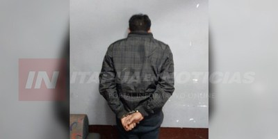 EN CONTROLES POLICIALES, CAYÓ UN HOMBRE CON ORDEN DE CAPTURA.