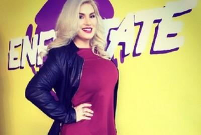 Lilian Ruíz ahora es conductora de tv