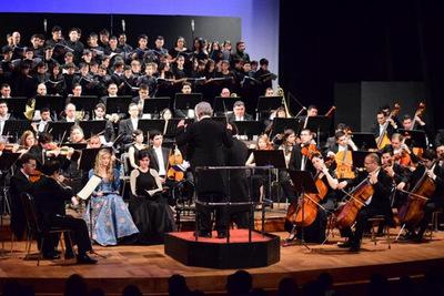 """Con """"Una sinfonía para el mundo"""" inician celebraciones de ASU482"""