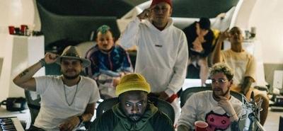 """HOY / Piso 21 y Black Eyed Peas lanzan su nueva canción """"Mami"""""""