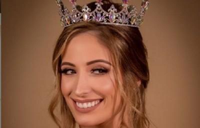 La nueva Miss Universo Paraguay fue recibida con una caravana