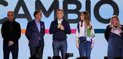 """Mauricio Macri: """"Hemos tenido una mala elección"""""""