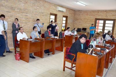 Debilitamiento del cartismo en Diputados alienta pedido de intervención en CDE