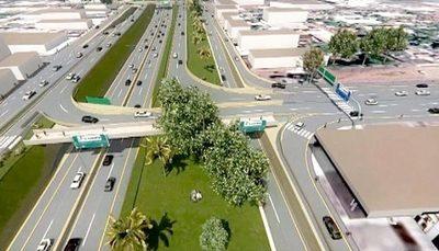 Concluyen obras para desvíos para futuro viaducto y alistan intervención en ruta VII